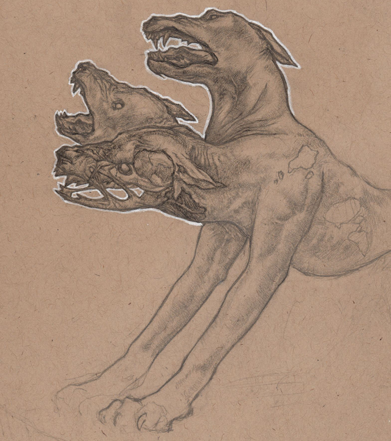 cerberus by Cissell