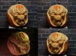 Pumpkinhead pumpkin carving