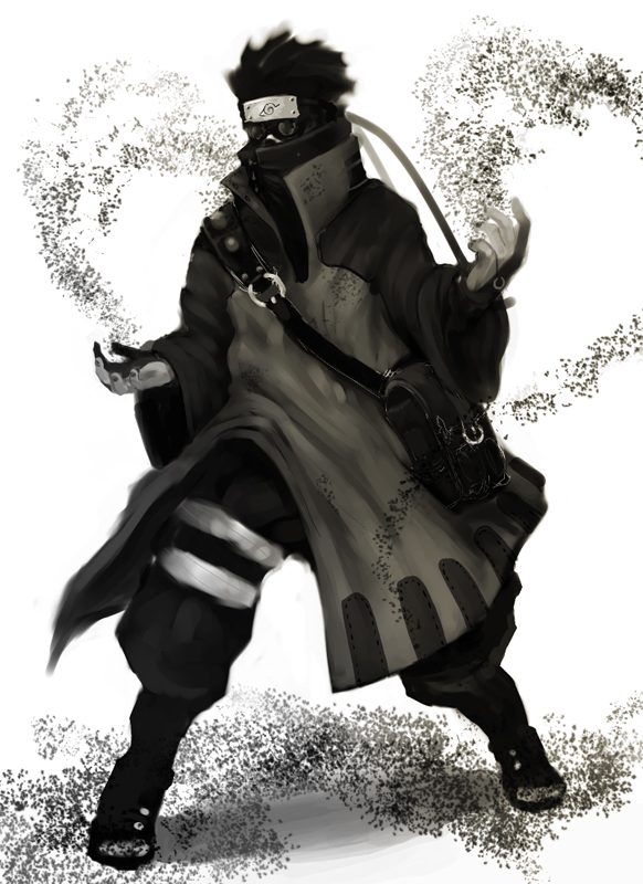 [Character] Shino Aburame - Naruto Archive - OneManga Forums