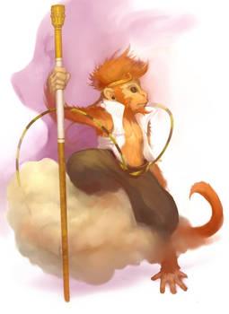 Monkey Kang