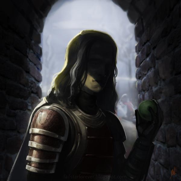 Valar Morghulis - the faceless man