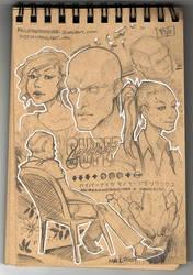 Tone Sketchbook 1