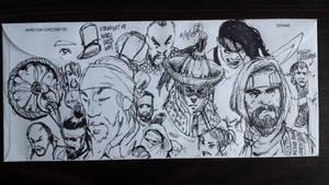 Envelope Drawing
