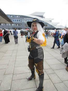 Overwatch Deadlock leader Ashe