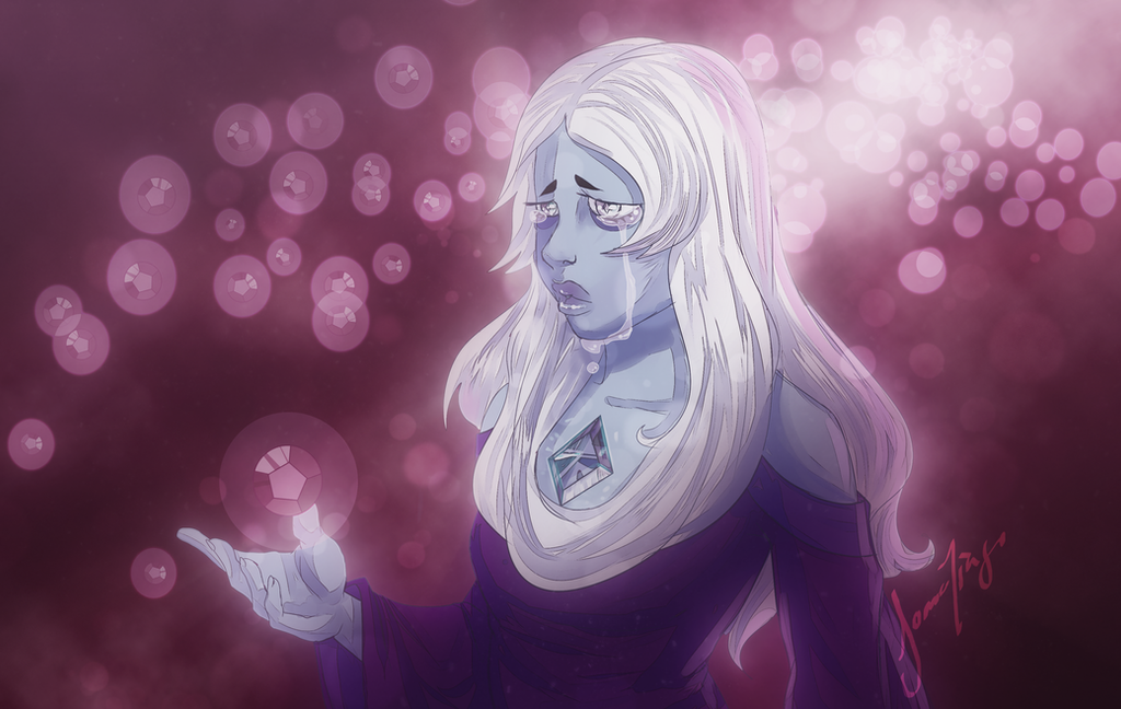 Blue Diamond by JoanaTiago