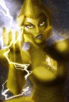 Yellow Diamond by JoanaTiago