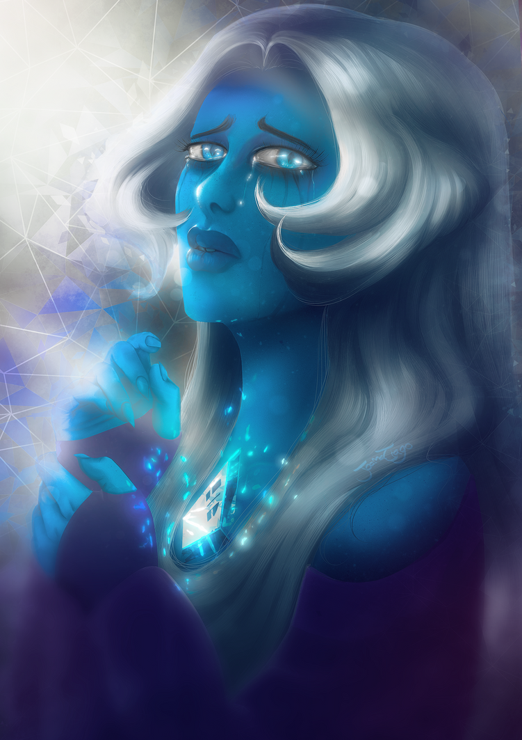 Ok, I'm not as proud of this one as I am with the other two, but is good enough, I guess. White Diamond: www.deviantart.com/joanatiago/… Yellow Diamond: www.deviantart.com/joanatia...