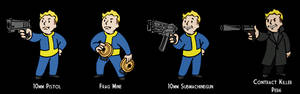 More Pip-Boy Icons