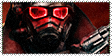Fallout NCR Ranger Stamp