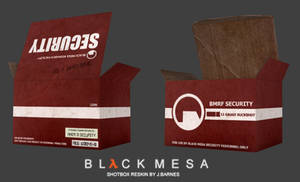 Black Mesa Mod - New Shotbox