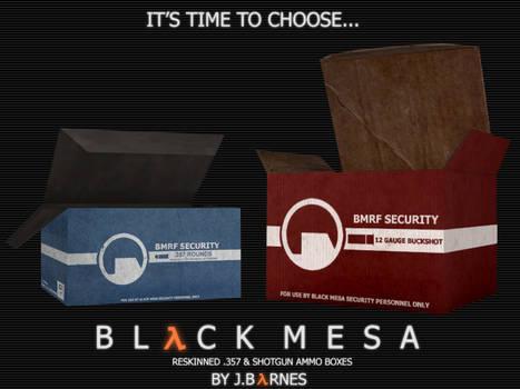 Black Mesa Security Ammo
