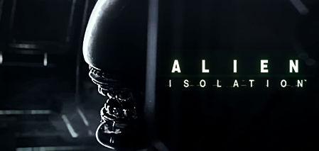 Steam Banner - Alien Isolation - Alternate