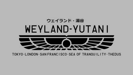 Weyland Yutani Wings Wallpaper by Deathbymodding