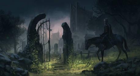 Kingdom of the Dead by MatthewDobrich