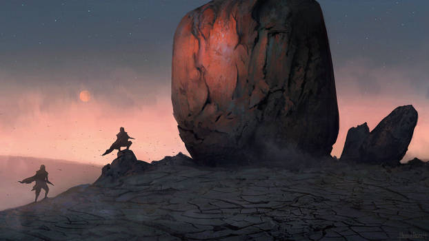 Arrakis Sunrise