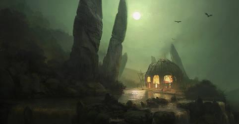 Witchdoctor's Hut