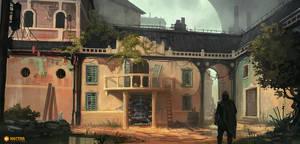 Project Resurgence - Dehrgada Slum 2 by MatthewDobrich