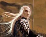 Hobbit Thranduil by Ekalita