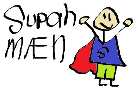 Supah maen by Mankemacho