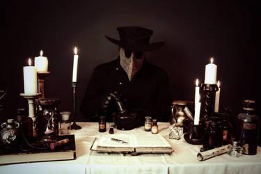 The Alchemist by schatten-fuchs
