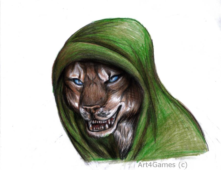 Skyrim: Khajiit by Art4Games