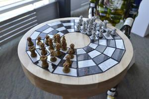 Byzantine Chess Table 2 by ImrikDragon