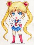 Chibi Mode: Sailor Moon