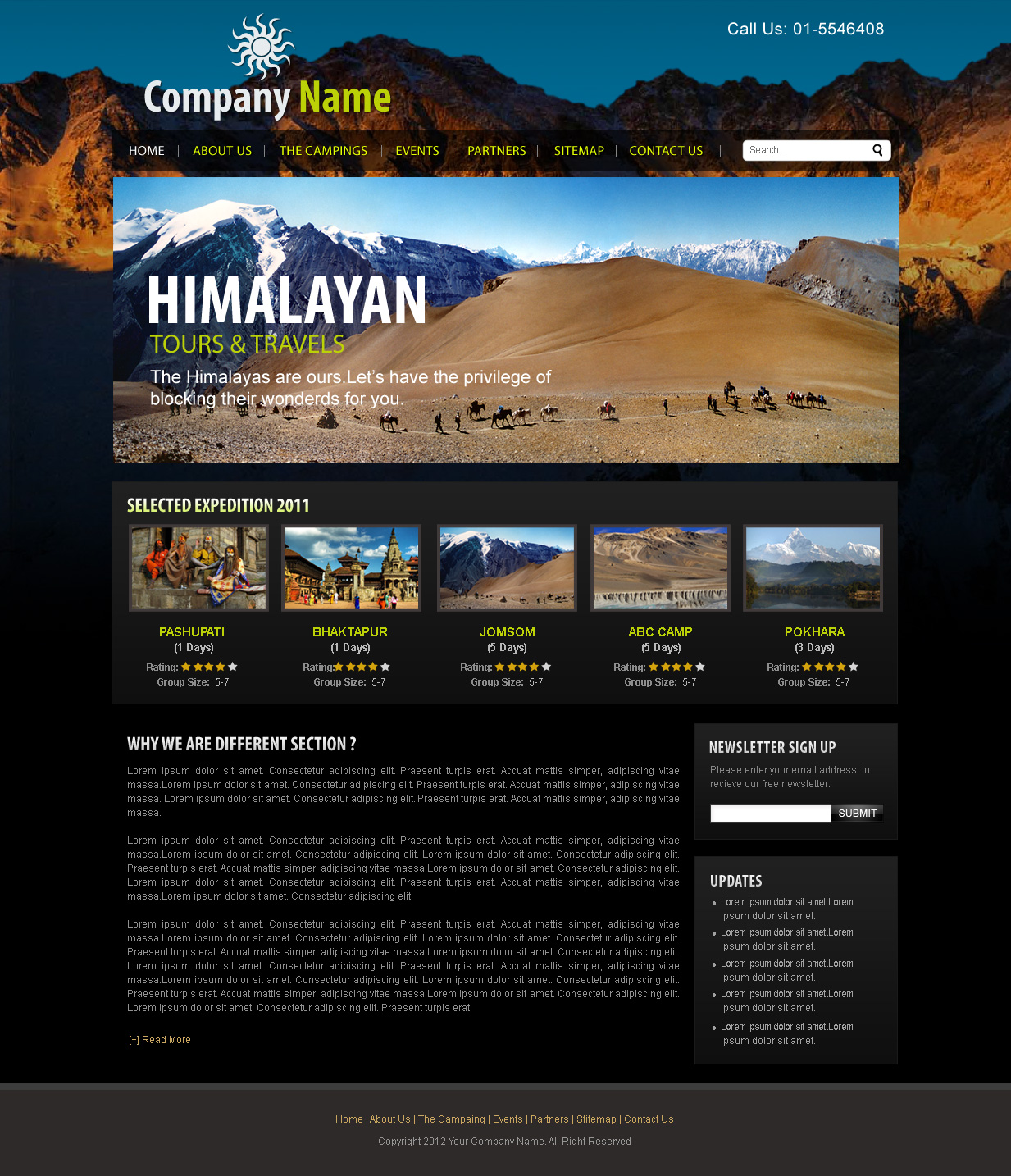 Travel and tours free template by nabinbuzz on deviantart travel and tours free template by nabinbuzz maxwellsz