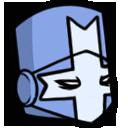 Blue Knight (Castle Crashers) BBT Custom Head