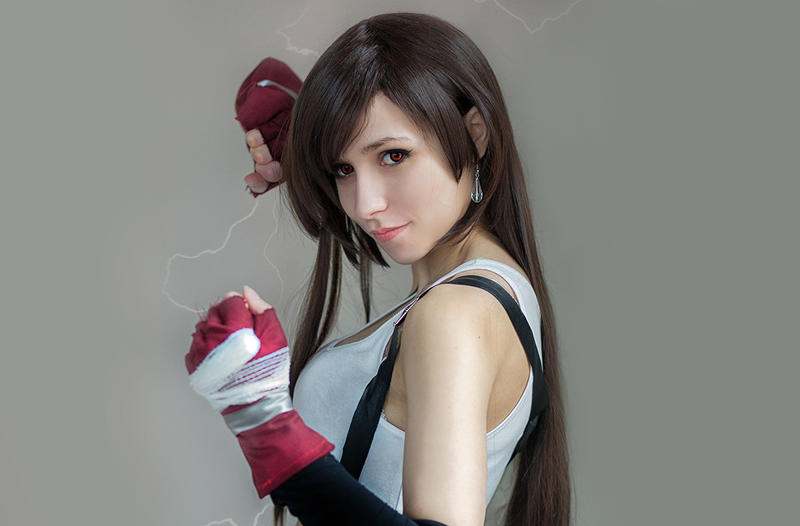 Tifa Lockhart: Ready for fight? by LadyxZero