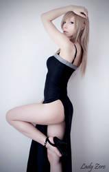 Aya Brea by LadyxZero