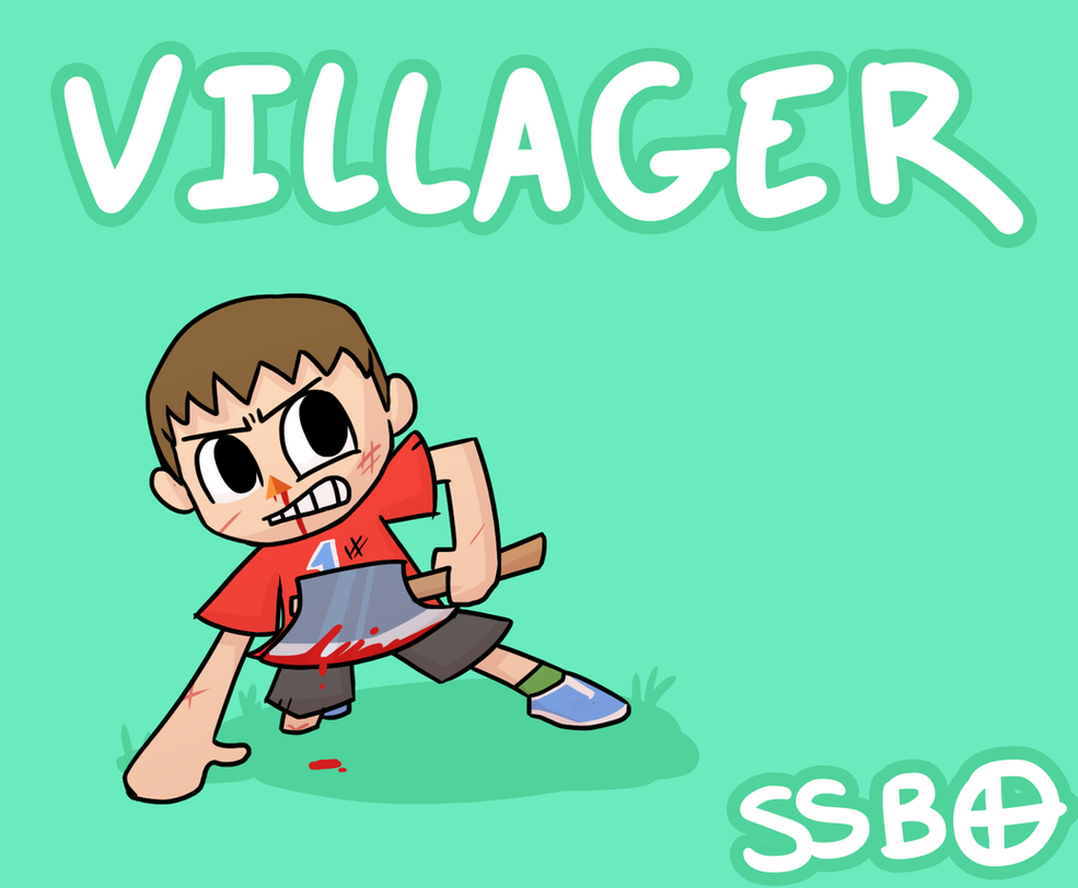 The Villager by Chradi