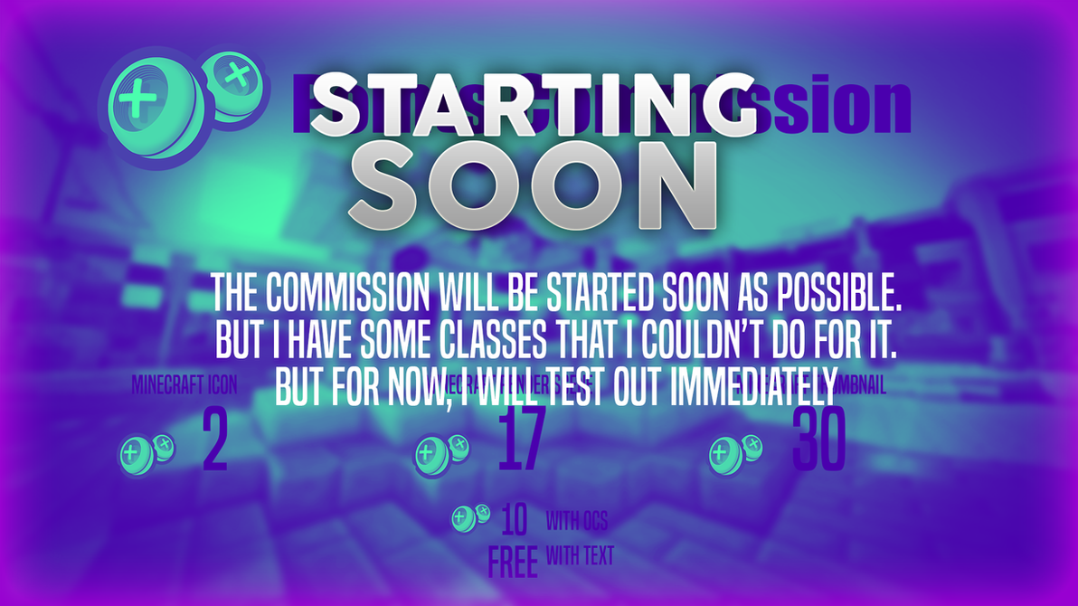 Commission Sheet [SOON TO BE OPEN] by TheProfessionalBajao