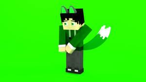 Minecraft OC character: Alexei by TheProfessionalBajao