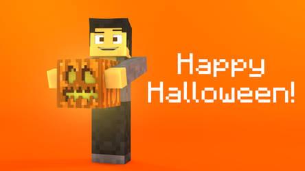 Happy Halloween by TheProfessionalBajao