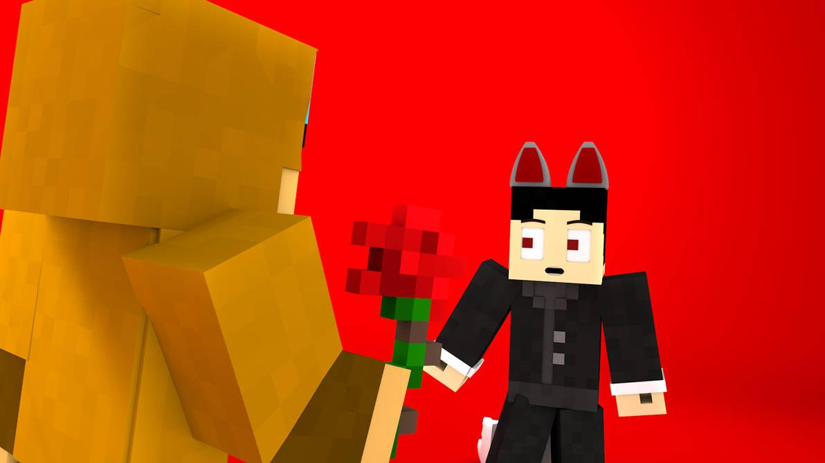 Hazel's Red Rose (Valentine's Day) by TheProfessionalBajao