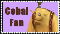 I support Cobal stamp by cathanupto