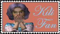 I support Kili stamp by cathanupto