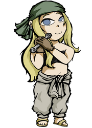 WINRY ROCKBELL by cathanupto