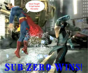 Sub Zero Wins