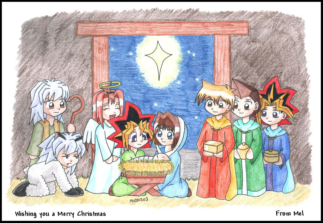 Merry christmas by mellie chan on deviantart