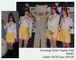 Azumanga Daioh Cosplay Cafe