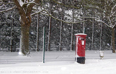Postbox by mellie-chan