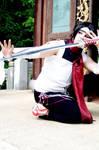 Sasuke - Just try....