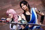 FFXIII - Lightning and Fang