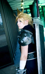 Cloud Strife - Soldier