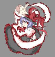 Touhou - Iku Nagae Color by Altronage