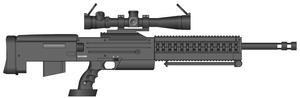 Tactical WA2000