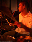 Je'Ar On Drums