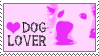 Dog Lover Stamp by one-wicked-soul